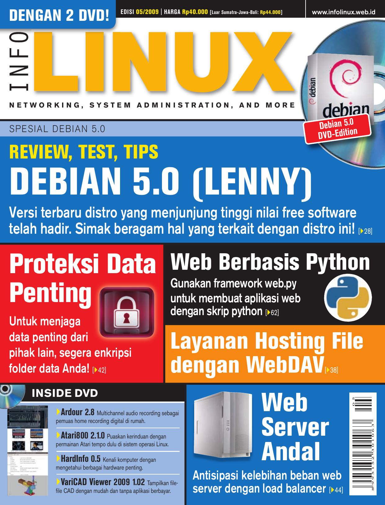 Cover LINUX_05.indd