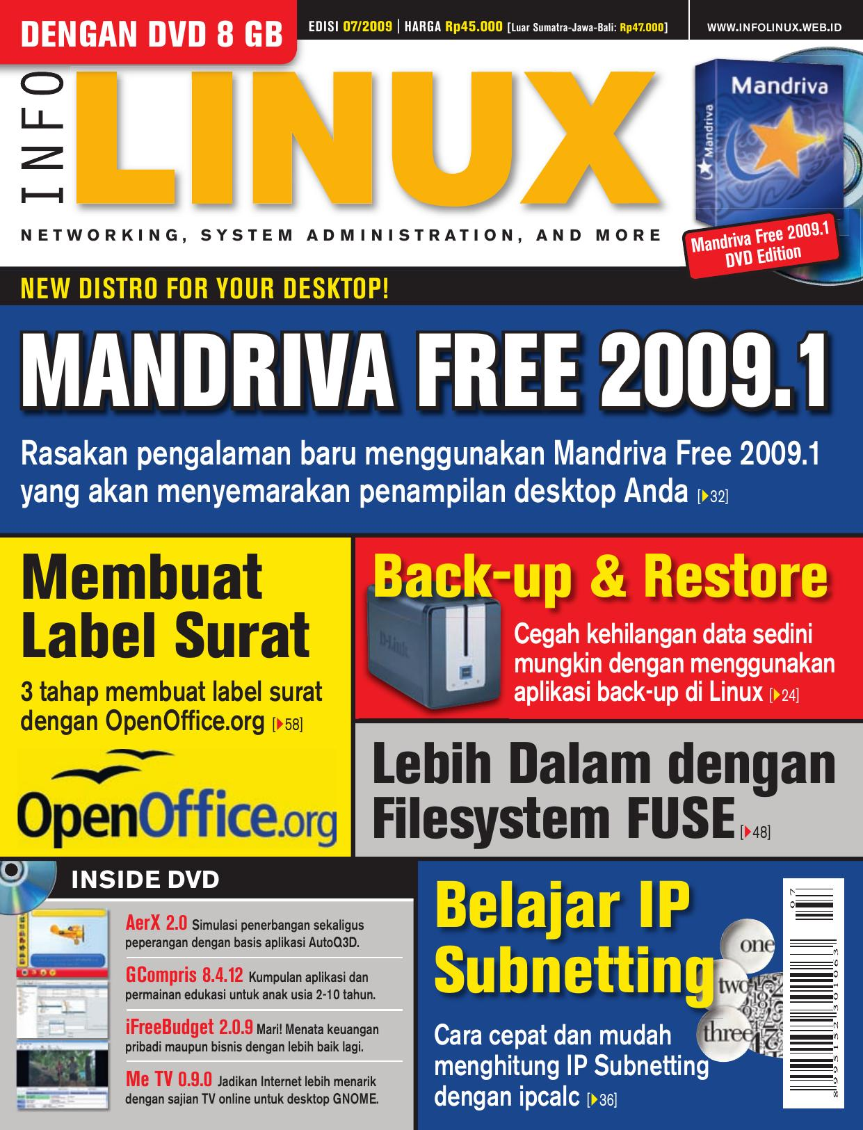 Cover LINUX_07.indd