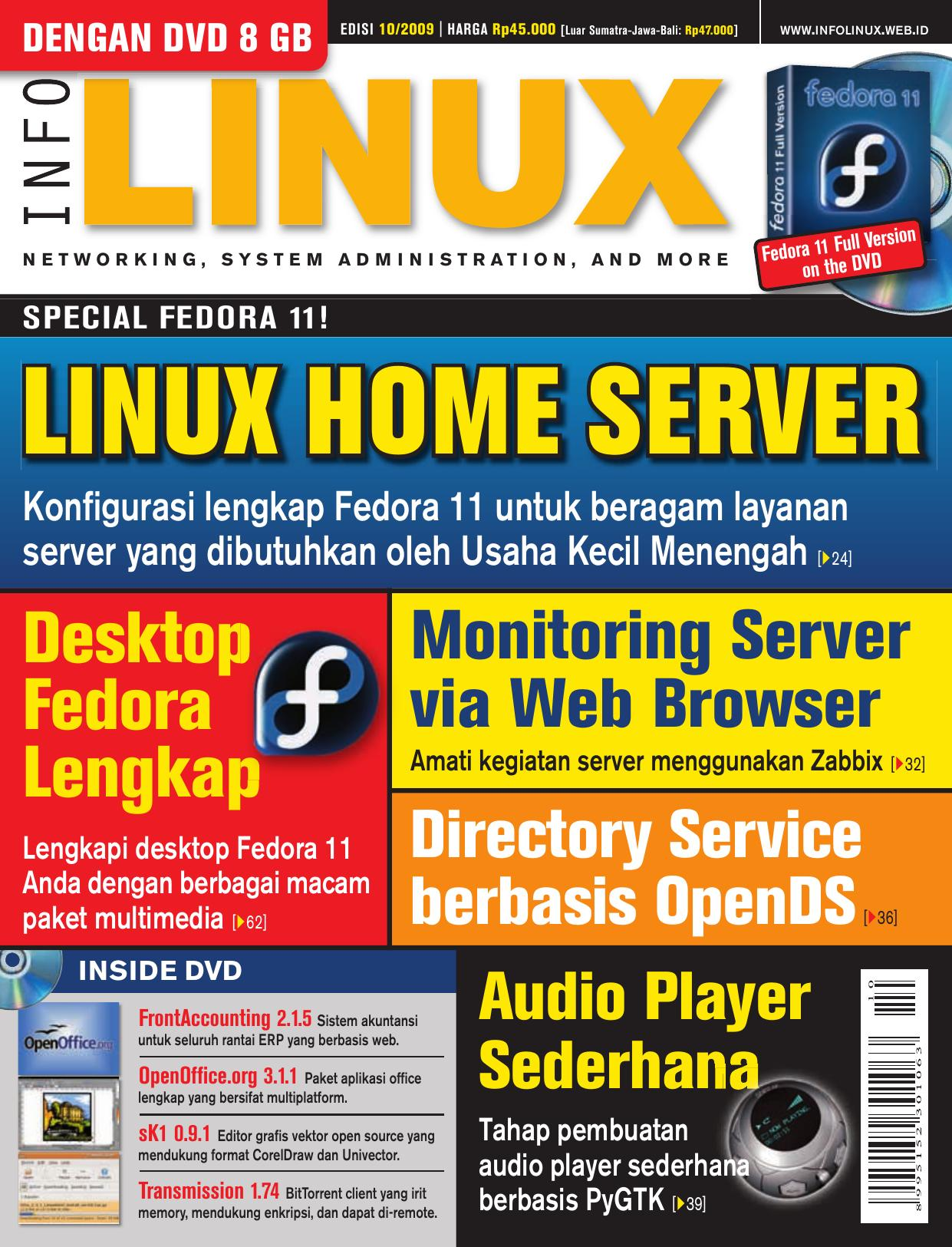 Cover LINUX_10.indd