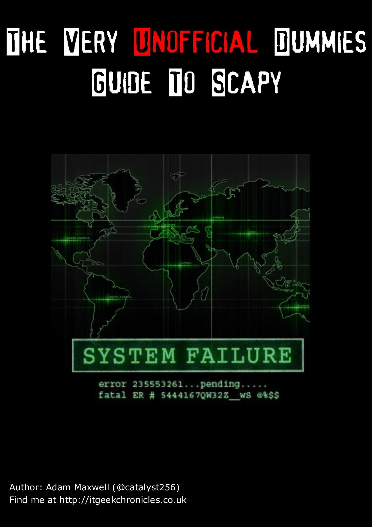 Scapy Guide 1